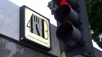 End of the Road for 4th & B?