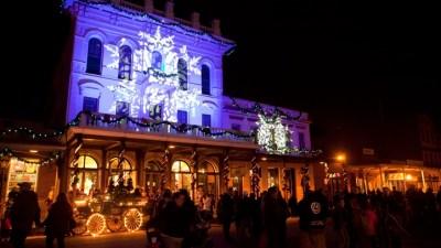 Sacramento Seasonal: Free Theatre of Lights