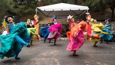 Free French Festival Ooh La Las in Santa Barbara