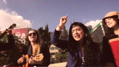 #YoSoy132 Inspires Mexico's Voter's Anthem