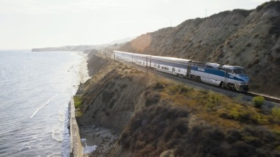 Santa Barbara Weekend: Ride the Train, Save Dough