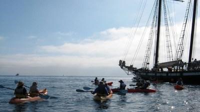 Channel Islands Tall Ship Adventure