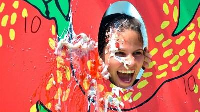 California Strawberry Fest Turns 30