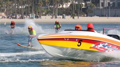Waterski to Catalina (Really)