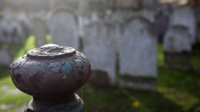Historic Cemeteries of the Golden State