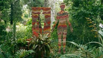Now Open: Sculpture in the Garden