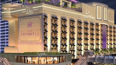 Sin Swanky: Vegas Welcomes The Cromwell