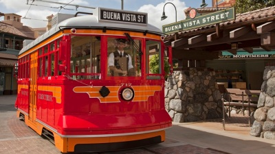 New Disney Tour: California Adventure