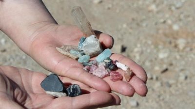 Digging for Gems at Oceanview Mine