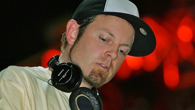 DJ Shadow in the Mix