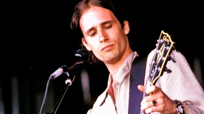 Jeff Buckley Gets the Last Goodbye