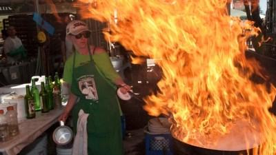Delish Discount: Garlic Fest Gourmet Alley