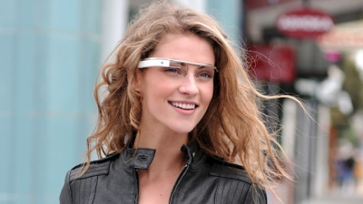 Google Glass Uses Your Skull to Make Sound