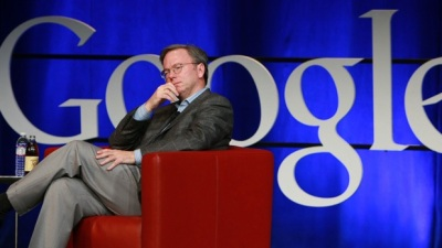 Google Building Its Tablet in 2012: Schmidt