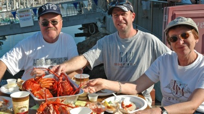 On the Harbor: Santa Barbara Seafood