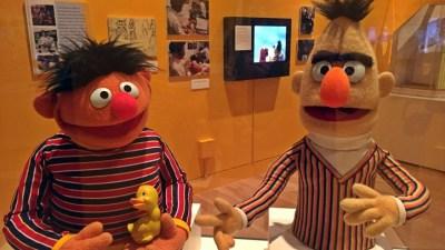 Joyful Jim Henson Exhibit Now Open in SoCal