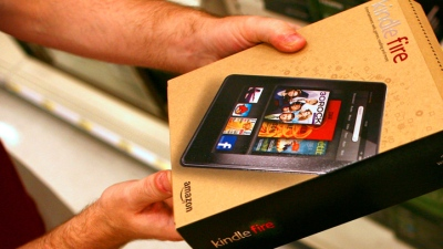 Anyone Can Use Your Credit Card on Amazon's Kindle Fire