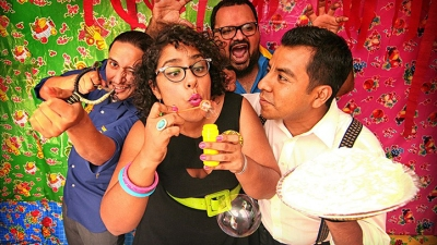 "La Santa Cecilia Put the ""F"" in Fiesta"