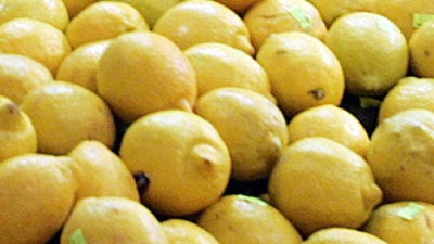 The Glorious Lemons of Goleta