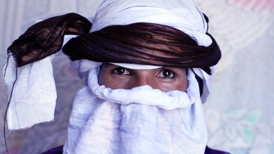 Tuareg Folk and Psych Rock Meet in Mdou Moctar