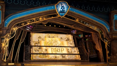 A New Life for Disneyland's Fantasyland Theatre