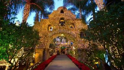 Mission Inn's Festival of Lights: Book Early