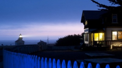 National Lighthouse Day at Point Cabrillo
