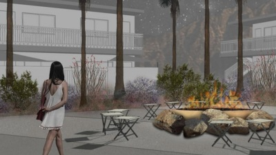 Opening Soon: V Palm Springs Hotel