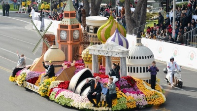Rose Parade and Beyond