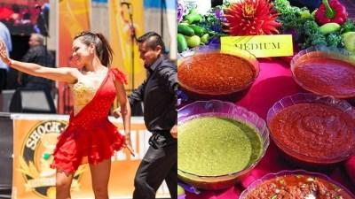 Dance + Dine: Oxnard Salsa Festival
