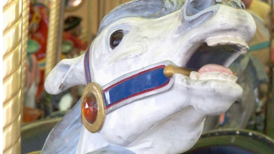 A Classic California Carousel Turns 100