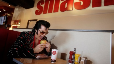 Vegas VaVoom: Elvis, Your Wedding, Burgers, and Bally's