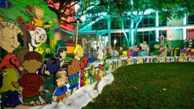 Peanuts People, Hooray: The Snoopy House Returns