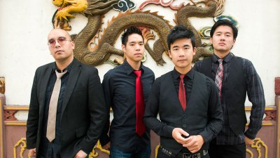 The Slants Trade Supreme Court for Dive Bar