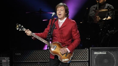 McCartney at Petco: Your Ticket to Ride