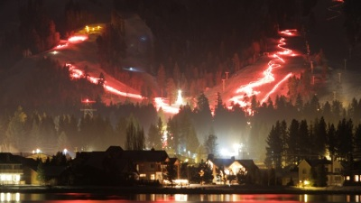 Big Bear Bash: Torchlight on the Mountain
