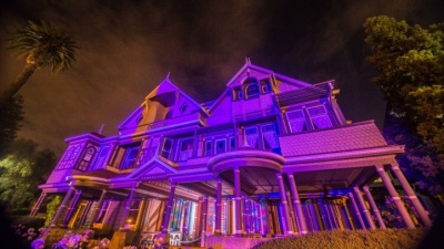 Winchester Mystery House Will Soon Become 'Unhinged'