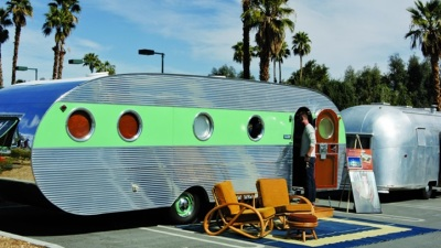 Modernism Week: Vintage Travel Trailers