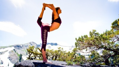 Yoga's Tahoe Vacation