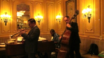 Castellanos Trio Charms at the Westgate