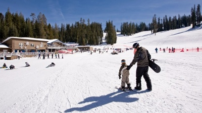 Yosemite Ski Fun: Early Bird Pass