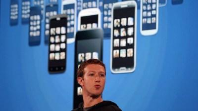 Facebook's Mark Zuckerberg Shares So You Will