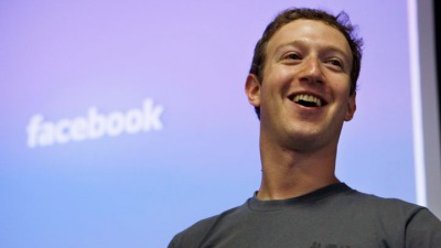 Mark Zuckerberg's Fortune Rises $9.6B