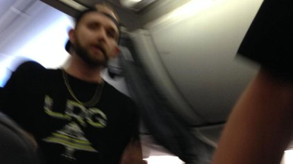 Intoxicated Passenger Made Threats to Crew: Rep.