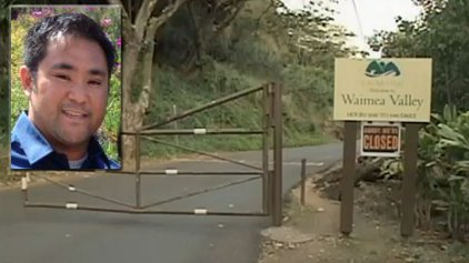 BP Agent Drowns at Hawaii Waterfall