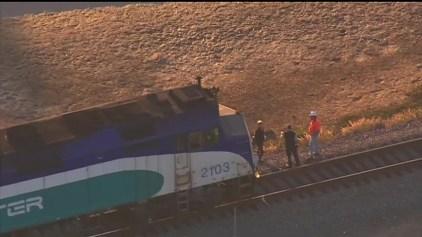 Woman Hit, Killed by Train in Encinitas