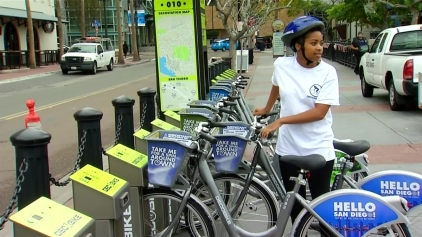 Bike Sharing Ready to Roll in San Diego