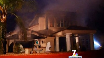 Body, Secret Rooms Found in Encinitas House Fire