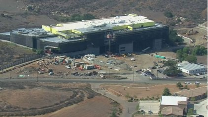1 Dead at Jamul Construction Site