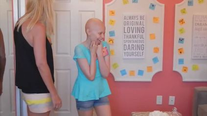 Room Makeovers Help Children Recover From Serious Illnesses